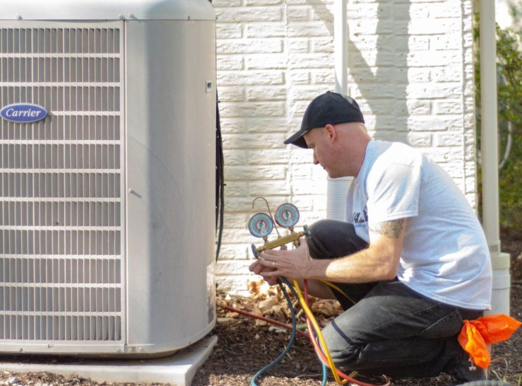 AC Tune-Up and Repair Woodbridge VA