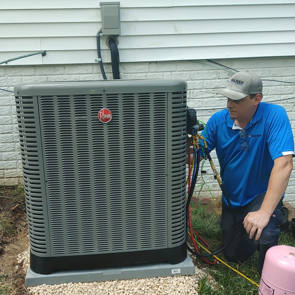 AC replacement and installation services